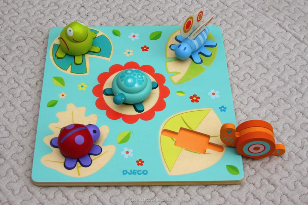 djeco puzzle lilo