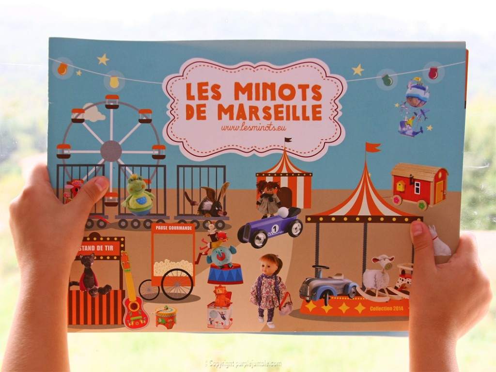 minots de marseille catalogue