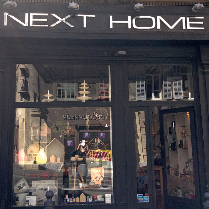 boutique next home marseille