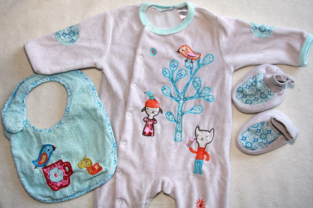 vêtements bébé mini labo