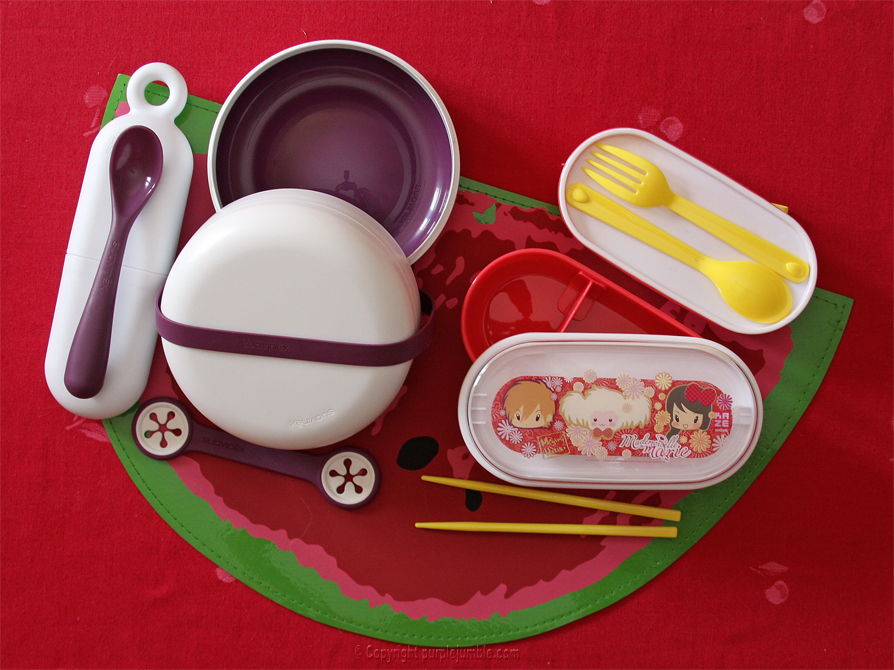 bento set de table