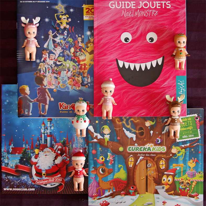 catalogues jouets noel