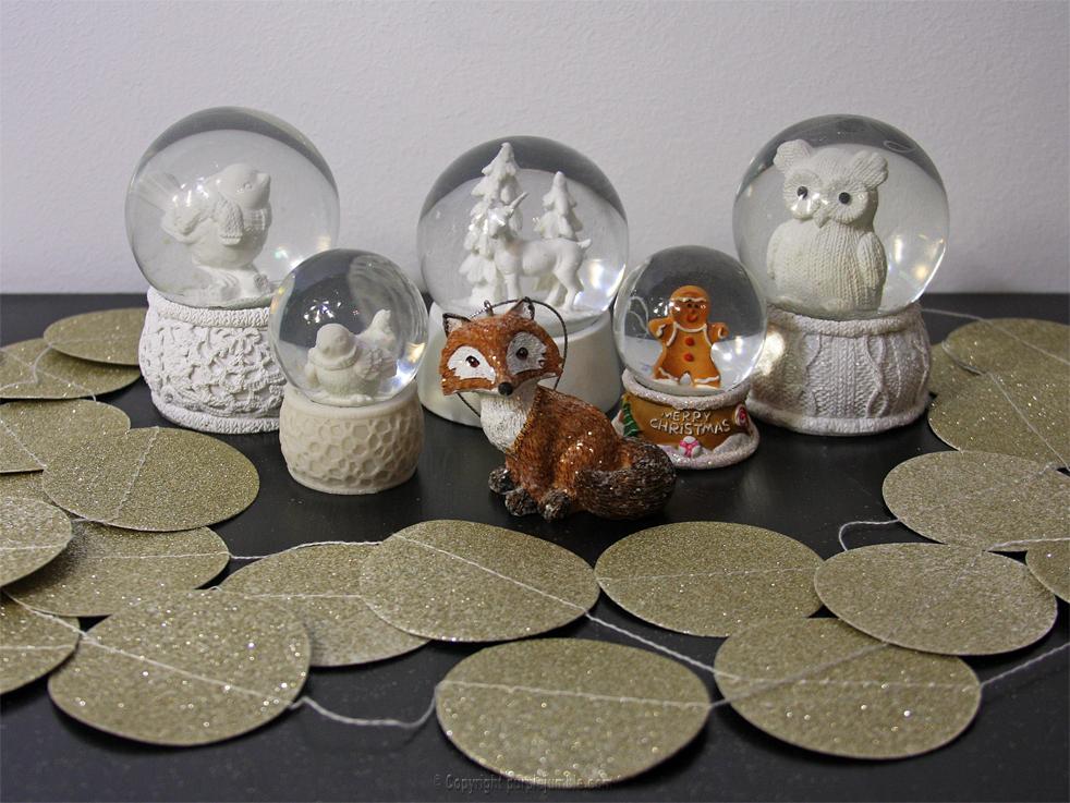 Boule de noel maison du monde best boules de nol orangebleue en bois cm christmas vintage with - Boule de noel vintage ...