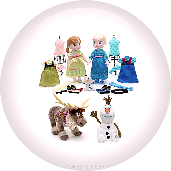 Disney Store Reine des Neiges