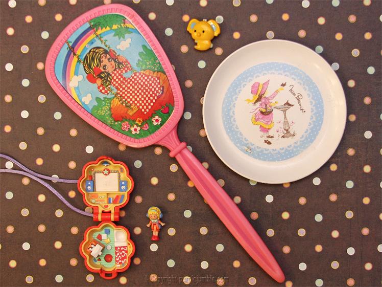 jouets vintage divers