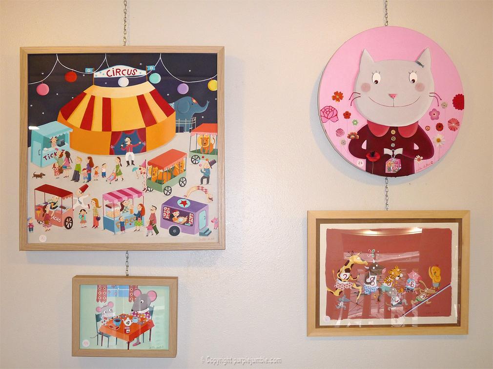 boutique Autour de l'enfant Marseille Emilie Chollat