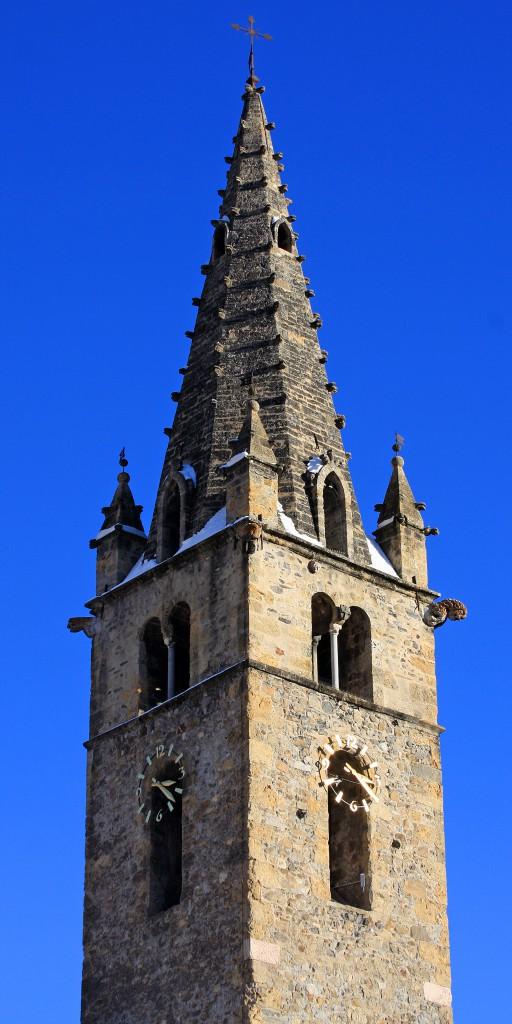 Barcelonnette église