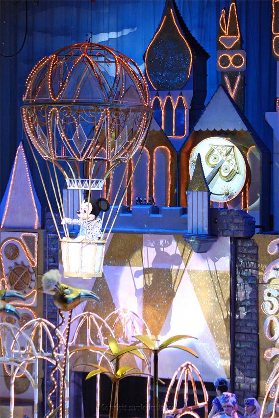 spectacle Disney sur glace le Dôme Marseille janvier 2015