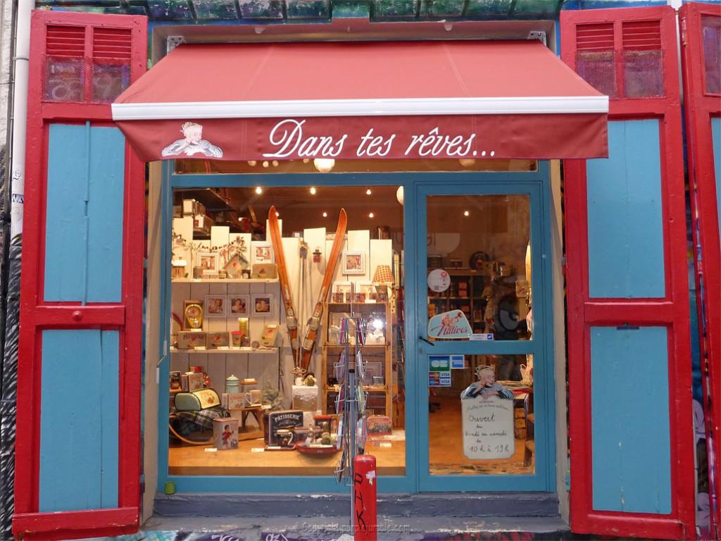 boutique dans tes rêves Marseille