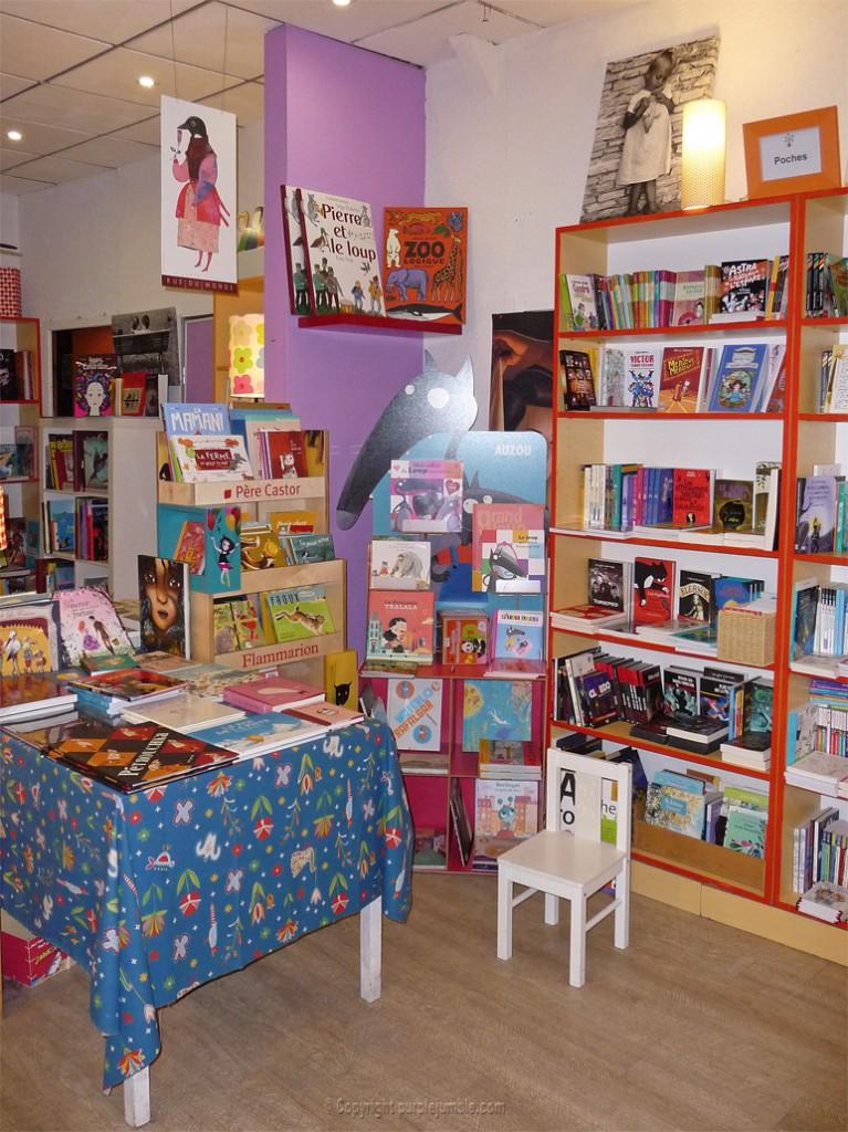 librairie la boite à histoires Marseille