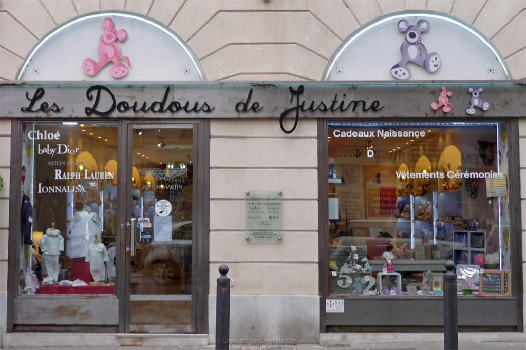 boutique les doudous de Justine Marseille