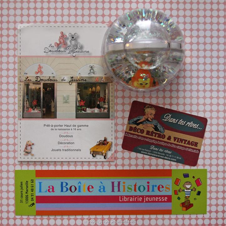 boutiques déco enfants Marseille