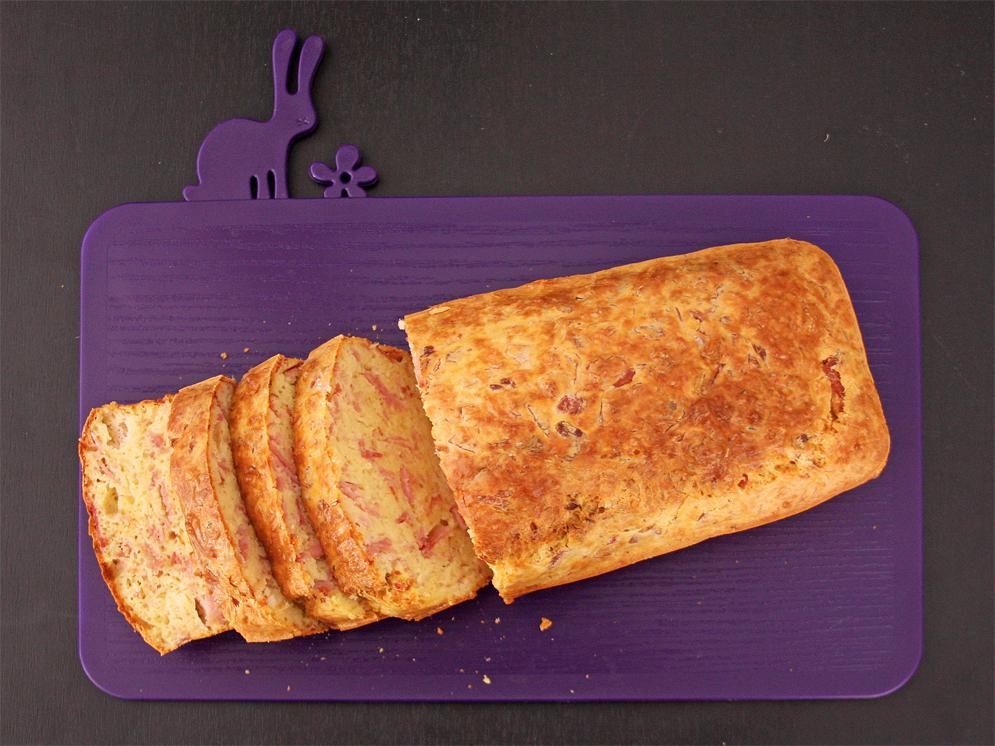 cake jambon planche Koziol