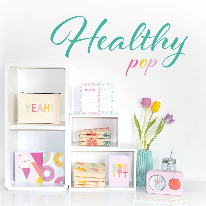 Petote Mila collection healthy pop