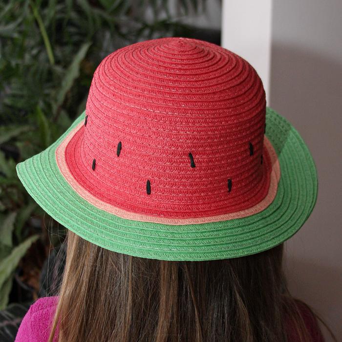 primark chapeau fille pastèque