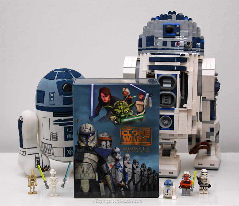 Star Wars The Clone Wars R2D2