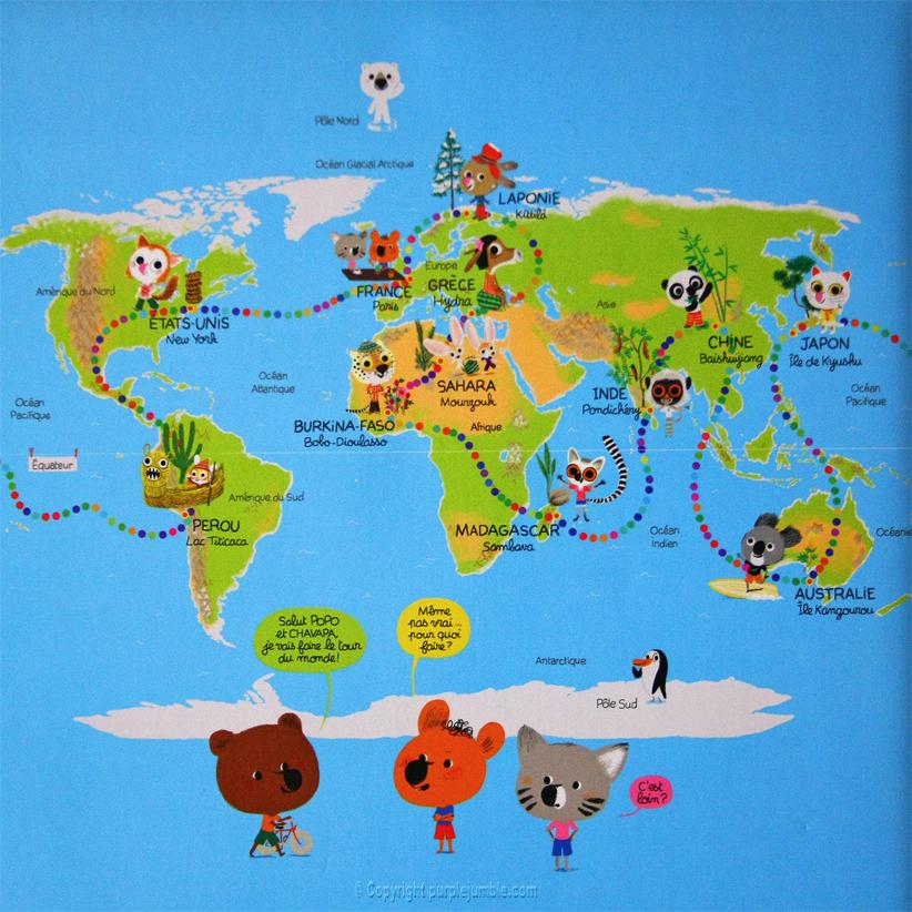 livre le tour du monde de mouk