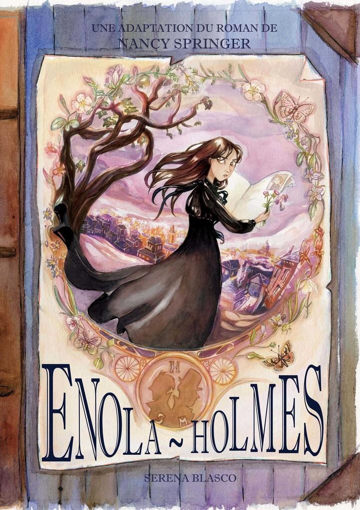 Serena Blasco bd Enola Holmes
