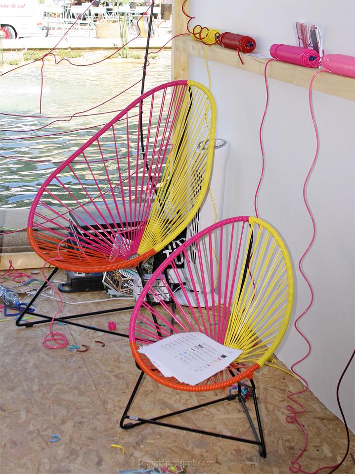boqa fauteuil acapulco