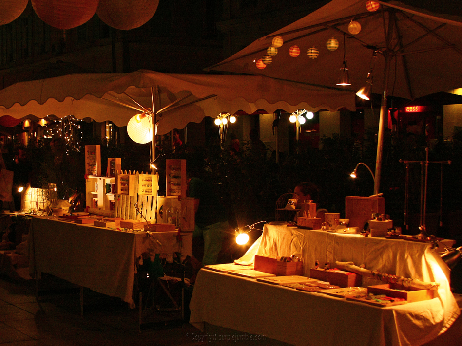 happy market marseille nocturne
