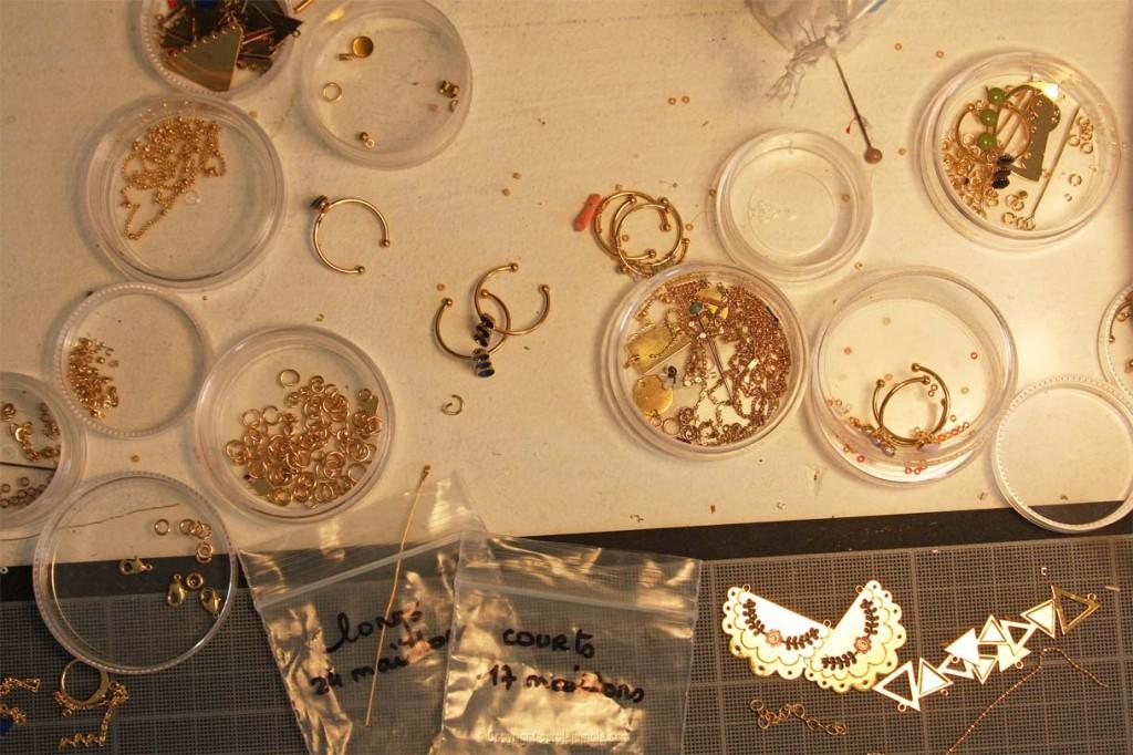 Les Curiosités d'Elixir bijoux fantaisie