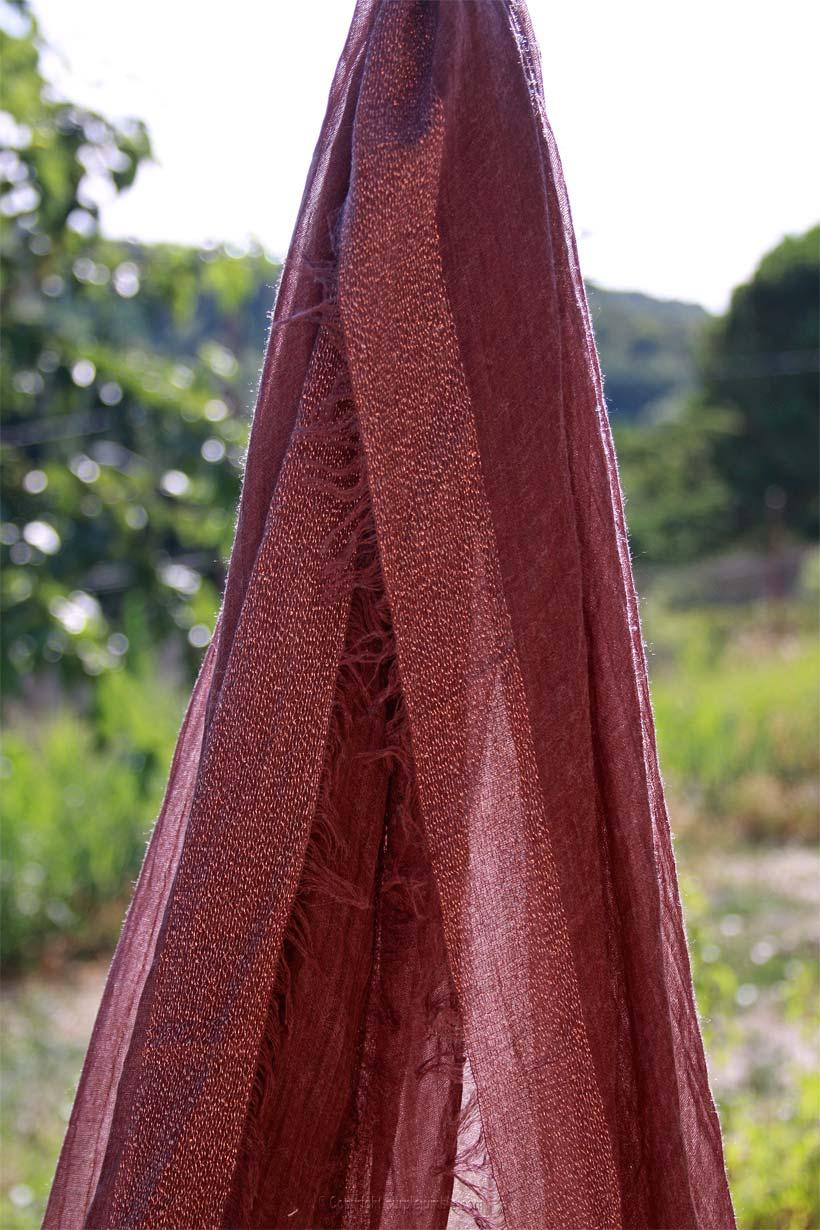 sélection glitter foulard kookai