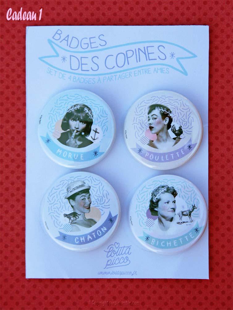 badges Lolita Picco