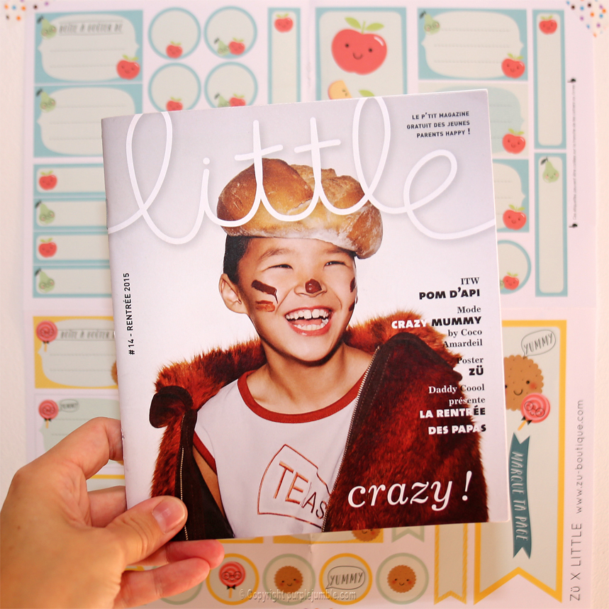 Little magazine ZÜ