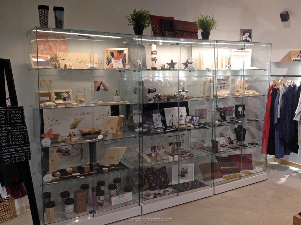 boutique Bon'jour Créa'Corner à Aix