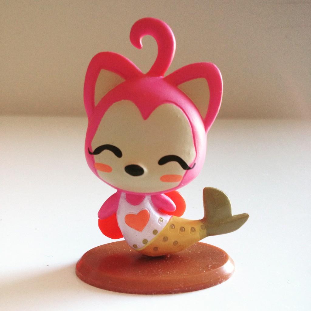 figurine sirène