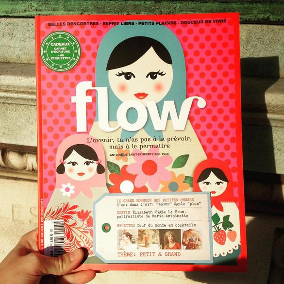 flow magazi e