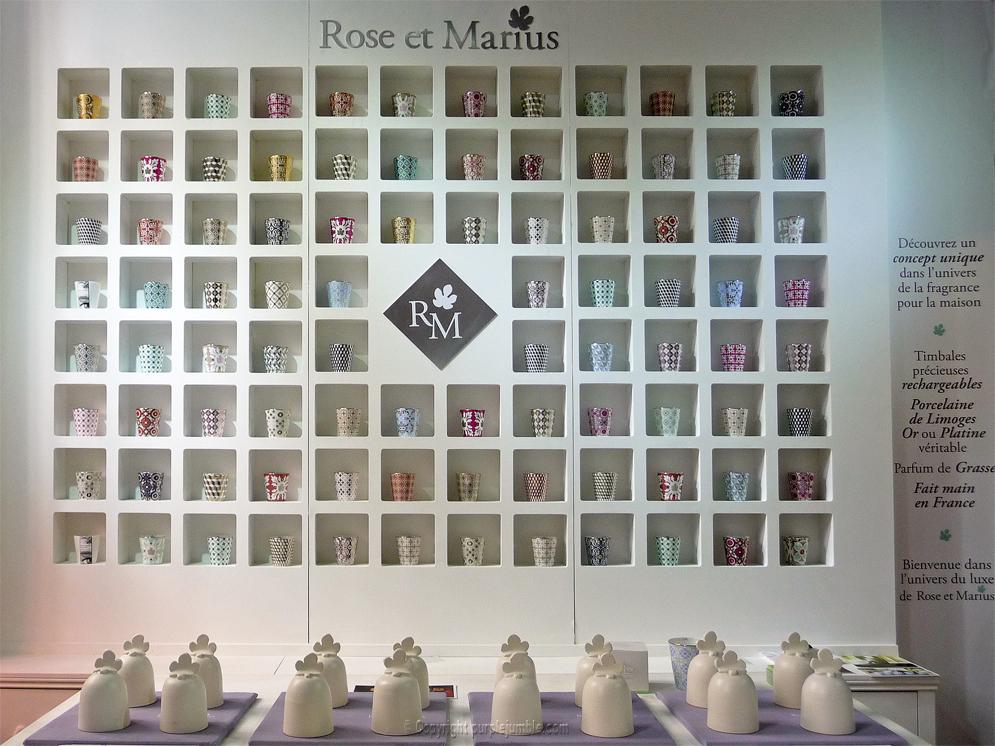 Jardin Montgrand Marseille Rose & Marius