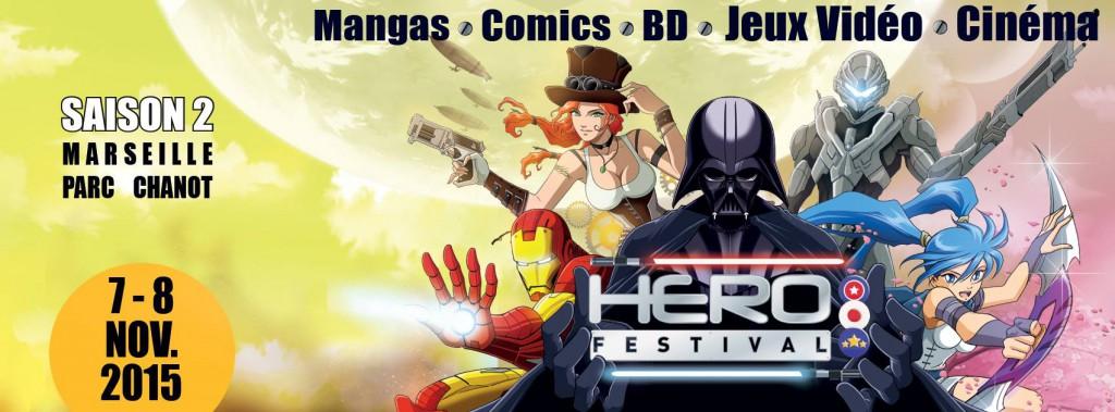 Hero Festival Marseille