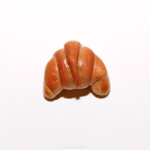 atelier fimo Sugar Pop Création Miniatures croissant