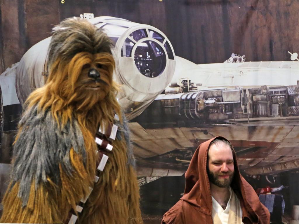 Hero Festival Marseille Star Wars