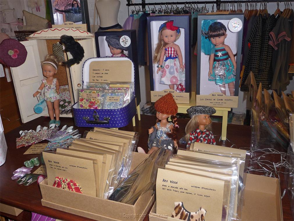kids market Alex Wood