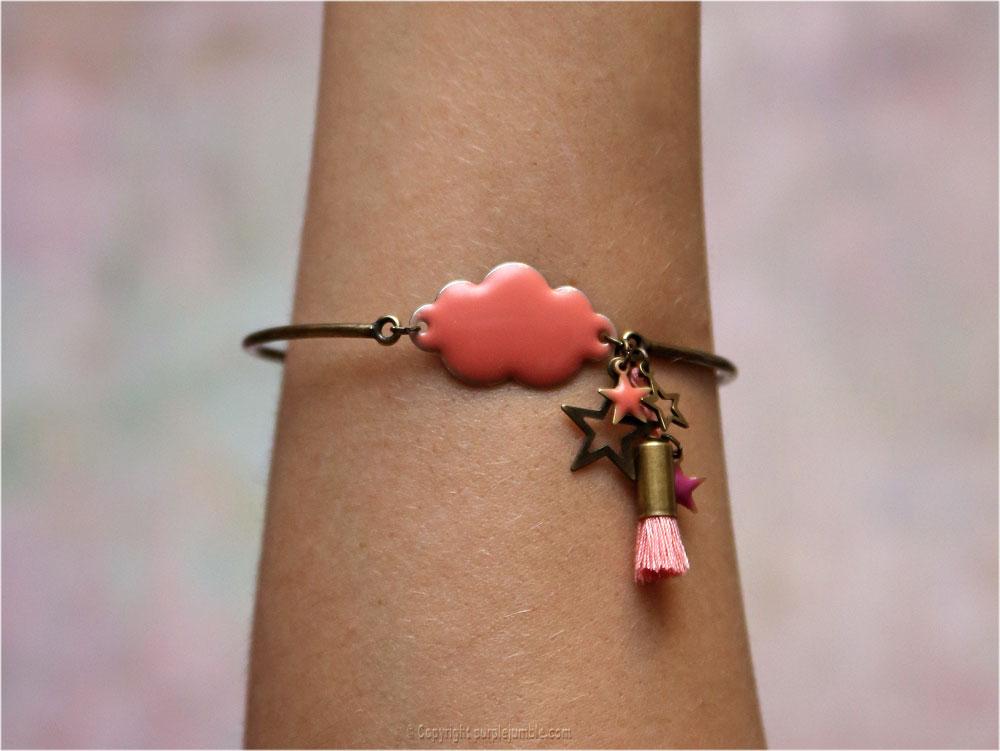 DIY bracelet la droguerie