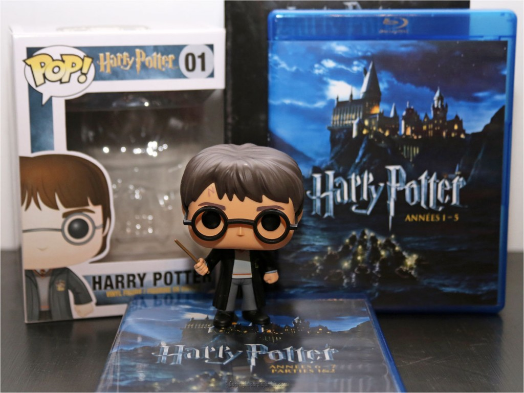 figurine Funko Pop Harry Potter