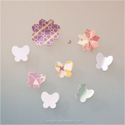 DIY photophores en papier