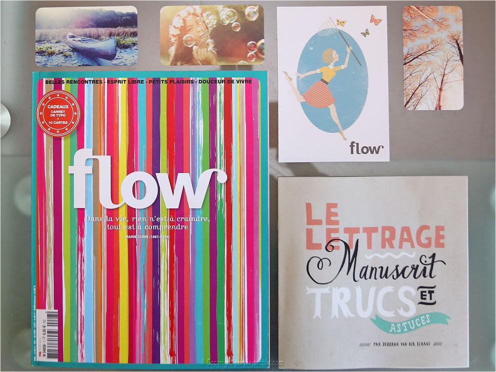 cadeaux flow magazine