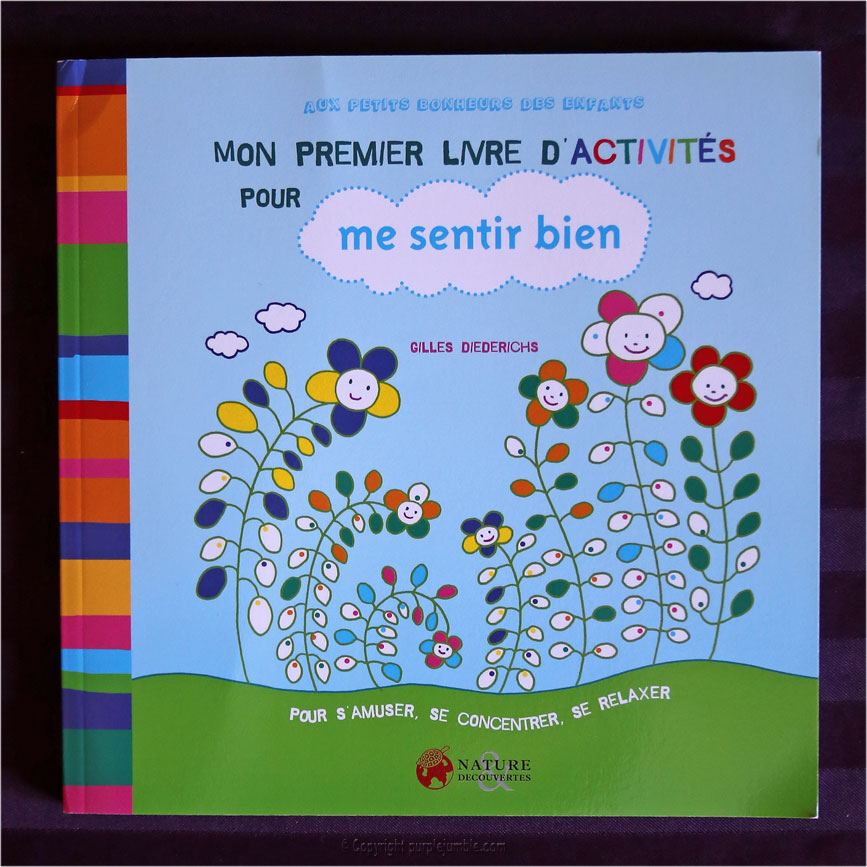 livre d'activités enfant