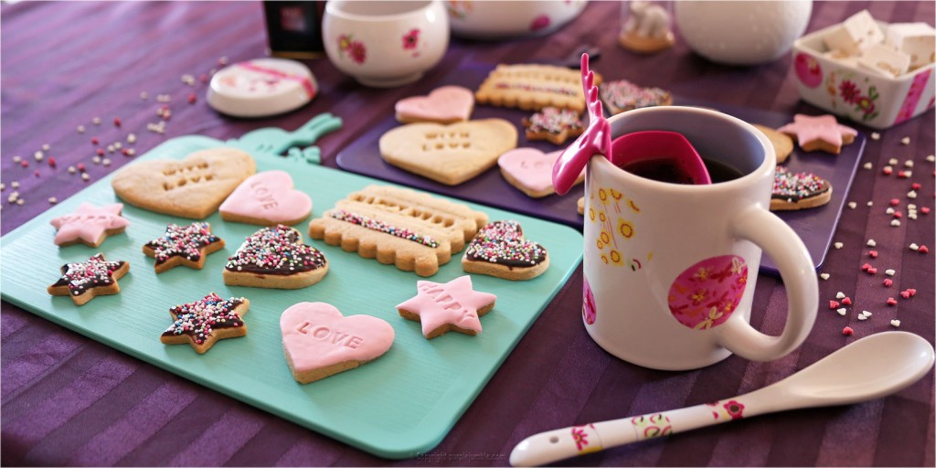 goûter d'amour super happy youpi time saint valentin