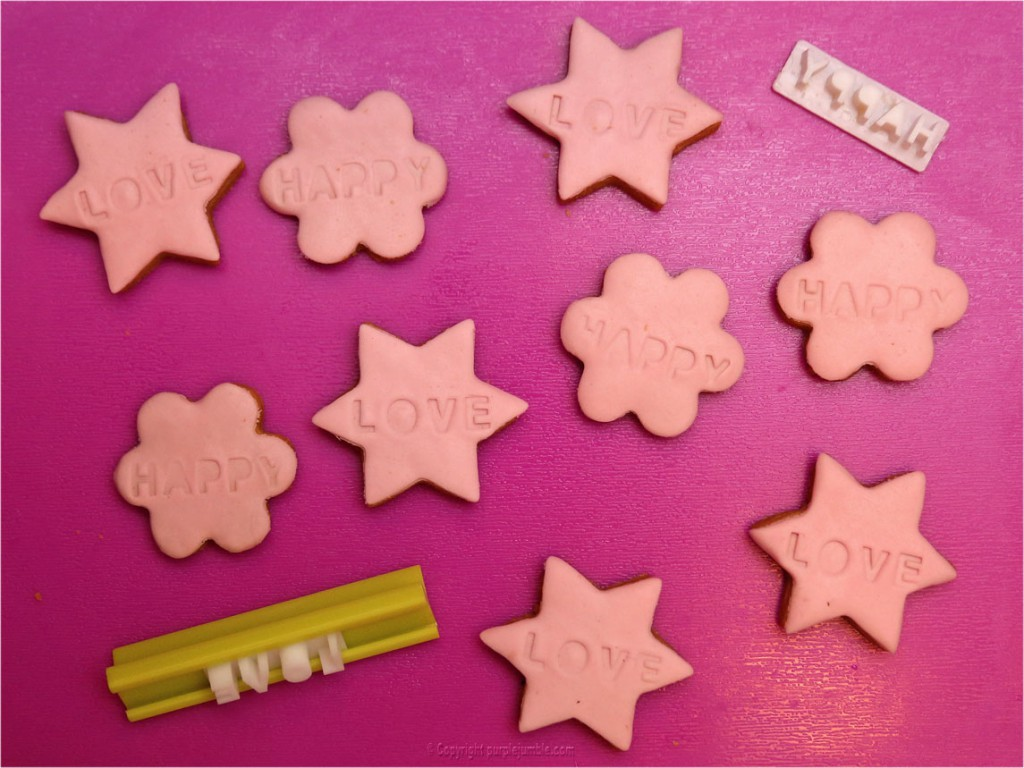 goûter d'amour biscuits saint valentin
