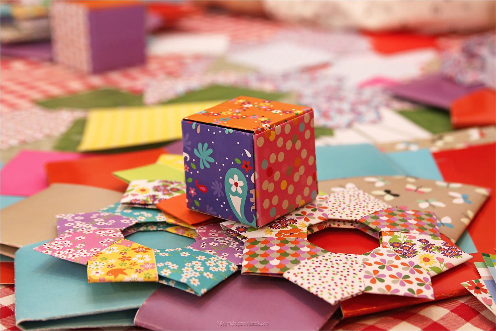 atelier origami Fifi Mandirac