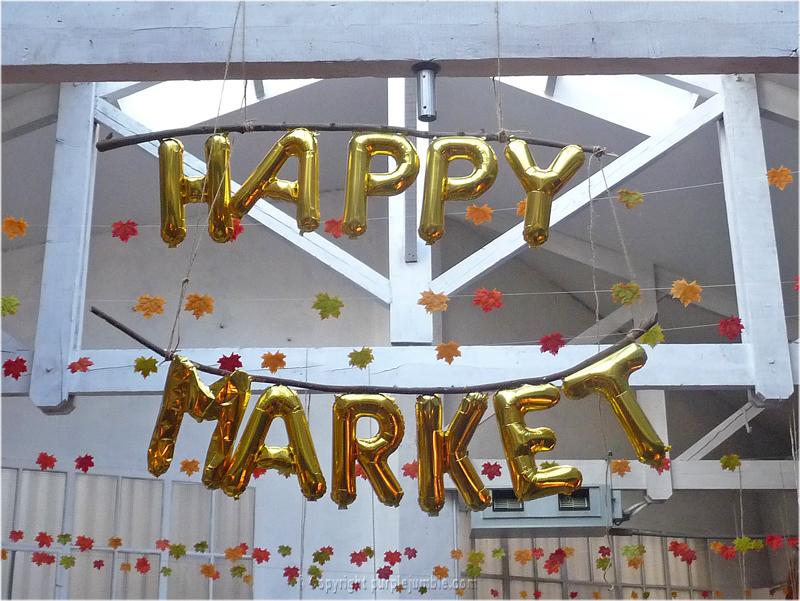 happy market marché créateurs Marseille