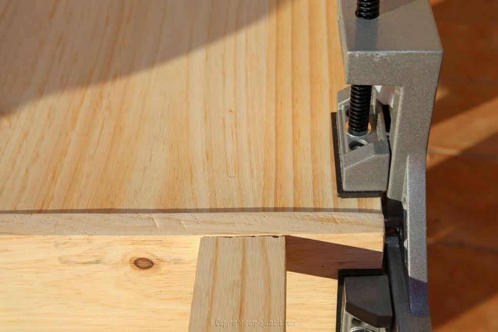 DIY étagère sur mesure en bois
