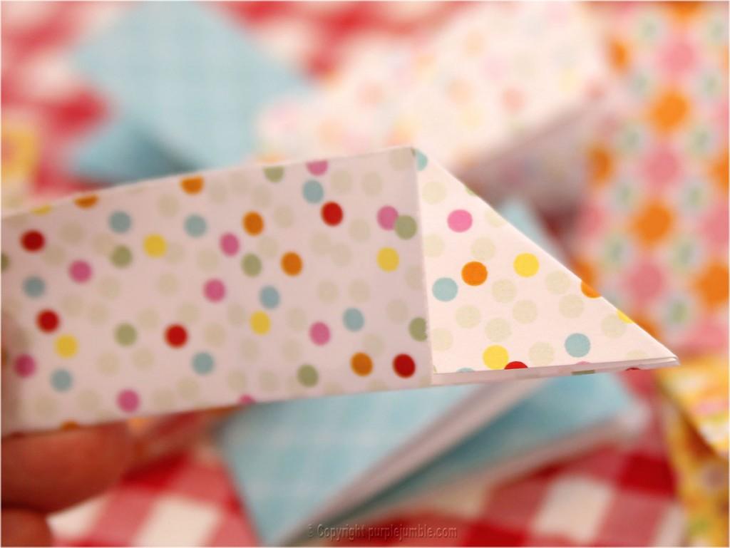 DIY étoile origami fifi mandirac