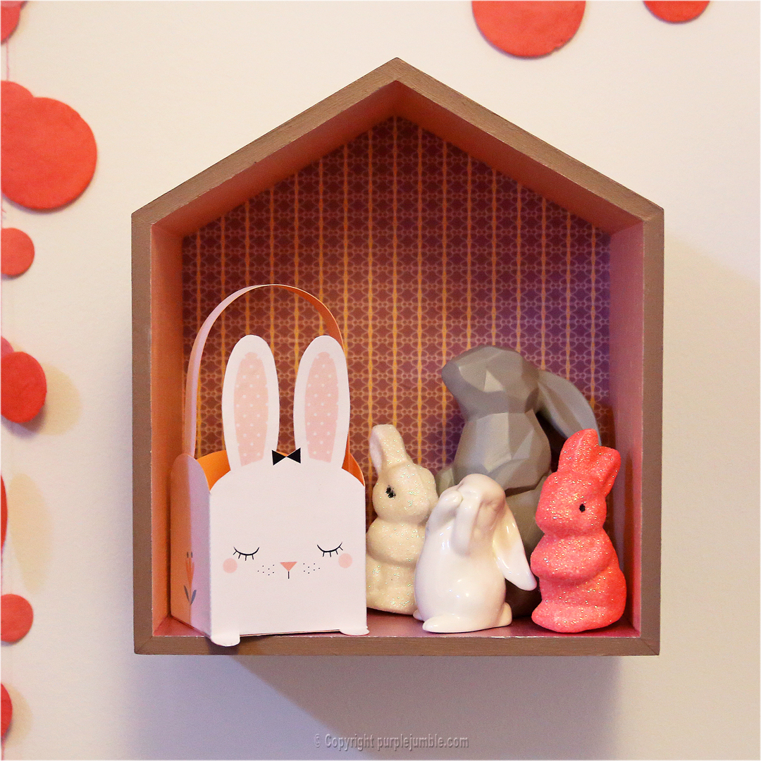 bunny box Zu lapins