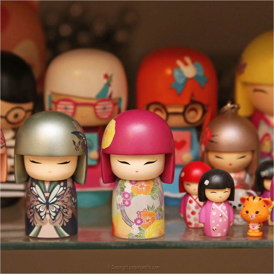 kimmidoll figurine collection