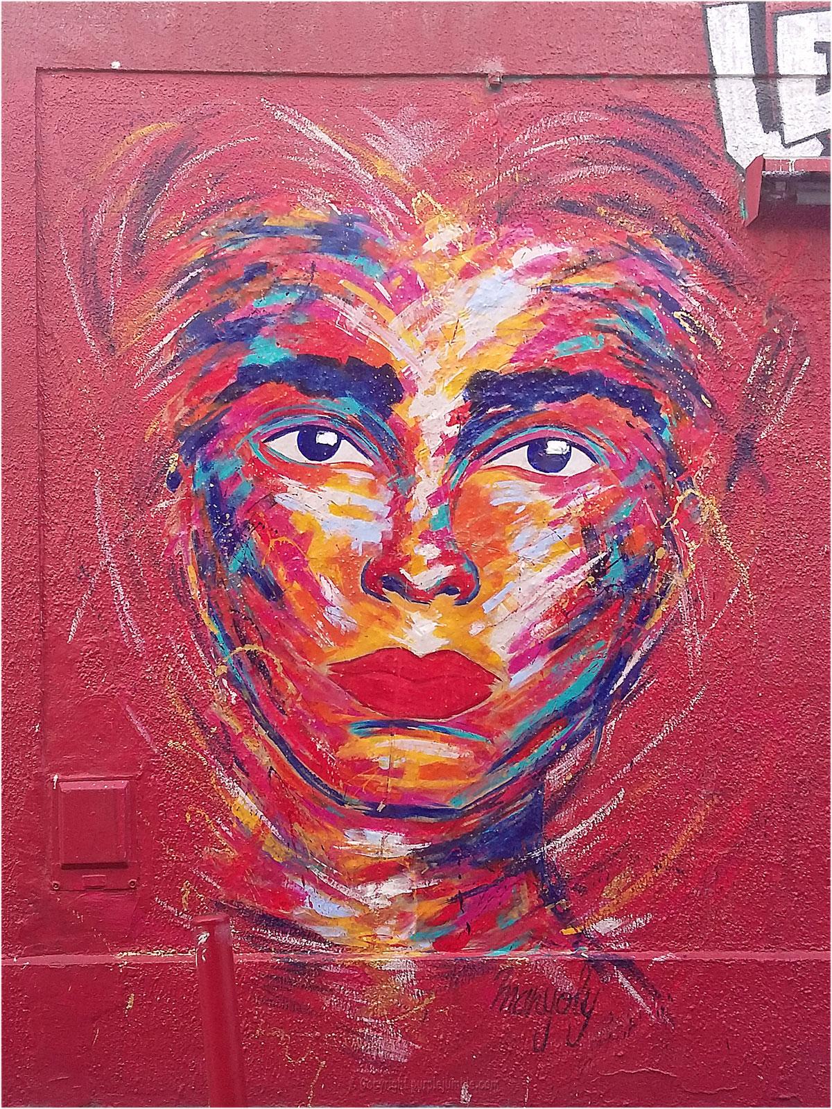 street art Marseille Manyoly